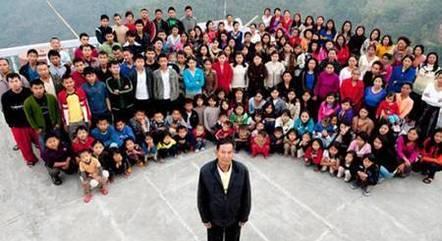 Líder de seita tinha 39 esposas