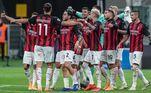 No Campeonato Italiano, o Milan de Ibra é o atual segundo colocado, com 19 pontos em sete partidas jogadas. A equipe está atrás apenas do Napoli, líder com 100% de aproveitamento