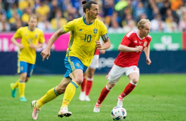 Zlatan Ibrahimovic - O sueco quase teve a chance de disputar a Euro 2020, mas perdeu a chance por lesão e deve encerrar a carreira com seis gols em 13 partidas