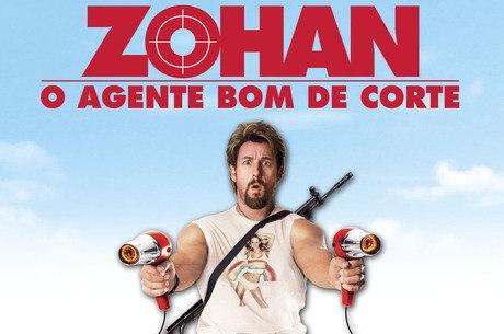 'Zohan, um Agente Bom de Corte' faz sucesso no Brasil