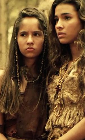 Zohar (Joana Leite): Sétima filha de Adão e Eva.