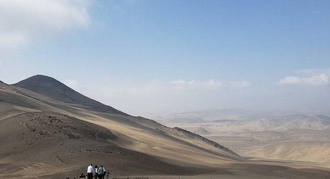 O projeto peruano prevê que os morros que circundam a área de urbanização não serão afetados