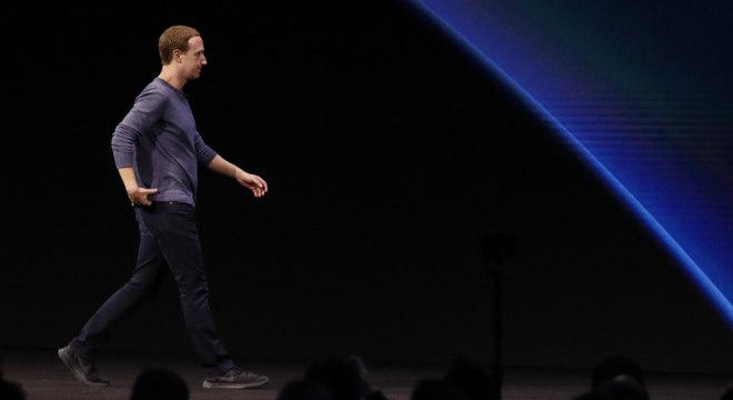 Mark Zuckerberg fundou o Facebook com colega da Faculdade em 2004