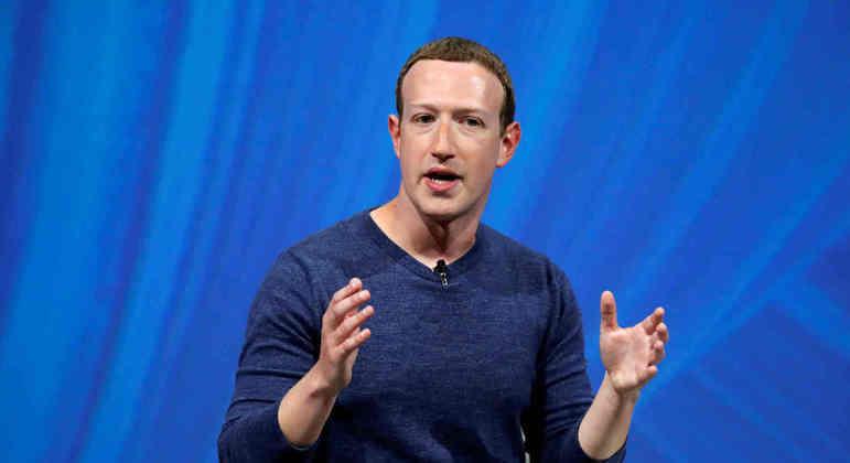 Mark Zuckerberg, criador e dono do Facebook