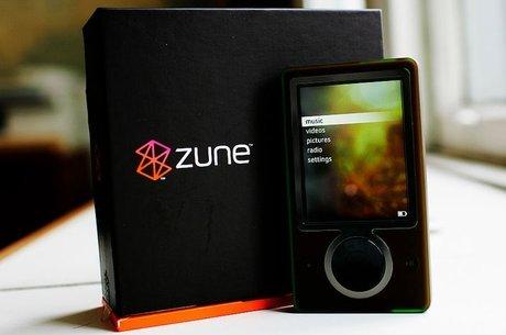 Zune nunca foi uma ameaça para o iPod